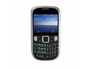ZTE Altair Z433 (Cricket Unlocked) - Black QWERTY Cell Phone NEW!!