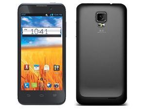 ZTE Z998 Dual-Core Android 4.1 4G LTE Black GSM Unlocked Smartphone