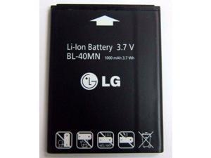 New OEM LG Li-Ion Battery BL-40MN EAC61700905 Rumor Reflex LN272 C395 C410 VN280