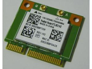 New Lenovo 11202485L 802.11a/b/g/n/ac WLAN  Bluetooth 4.0 PCIe Half RTL8821AE