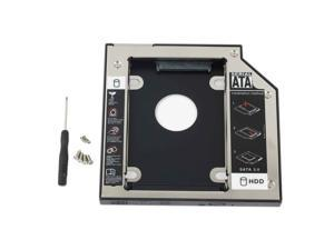2nd HDD SSD Hard Drive Caddy Adapter for Lenovo G570 G580 G585 G770 G780