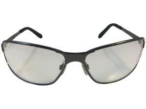 Uvex Tomcat Safety Glasses with Clear Lens and Metal Frame