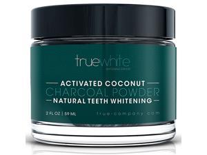 truewhite  Activated Coconut Charcoal Powder
