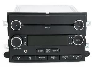 Ford Mustang 2008-09 AM FM mp3 CD Player Radio w Bluetooth Music 8R3T-18C869-AG
