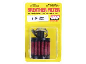 """uni filter up102 3/8"""" clampon breather"""