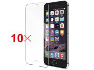 [10 Pack] MOPO iPhone 6S/6 Screen Protector 9H Nano Thinnest Ballistics Glass 0.2mm Tempered Glass Screen Protector for Apple iPhone 6S /6 4.7 inch