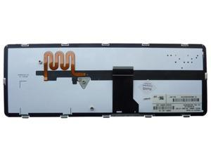 Laptop backlit keyboard for Dell Inspiron 15 5000 Series 15 5542 5543 5545  5547 5548 US layout Black color - Newegg com