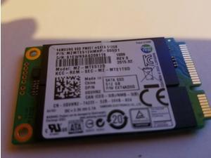 Samsung PM851 Series MZ-MTE512D MZMTE512HMHP-000D1 mSATA 512GB  512 GB Internal Solid State Drive SSD
