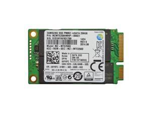 Samsung PM851 Series MZ-MTE256D MZMTE256HMHP-000D1 mSATA 256GB 256 GB Internal Solid State Drive SSD