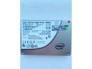 """Intel DC S3500 SSDSC2BB480G4 P SSDSC2BB480G4P  2.5"""" 480GB SATA 3.0 6Gb/S MLC Solid State Drive HPE P/N 717968-002"""