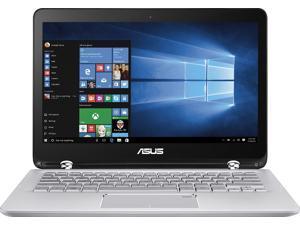"Asus Q304UA-BHI5T11 2-in-1 13.3"" Touch-Screen Laptop - Intel Core i5 - 6GB Memory - 1TB Hard Drive - Silver- Windows 10"
