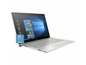 HP ENVY - 17t Home and Business Laptop ( i7-8565U 4-Core, 12GB RAM, 128GB SSD + 1TB HDD, 17.3