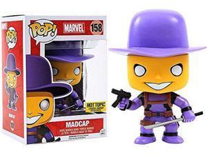Funko Pop Marvel: Deadpool - Madcap Exclusive Vinyl Figure