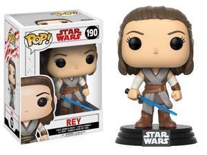 Funko Pop! Star Wars: The Last Jedi- Rey