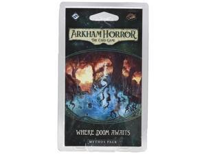 Arkham Horror: The Card Game: Where Doom Awaits