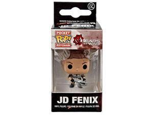 Funko Gears of War Pocket POP! Video Games JD Fenix Exclusive Keychain