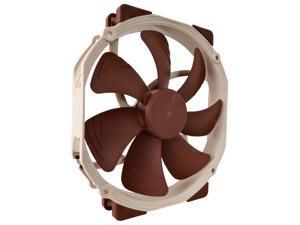 Noctua NF-A15 PWM, Premium Quiet Fan, 4-Pin (140mm, Brown)