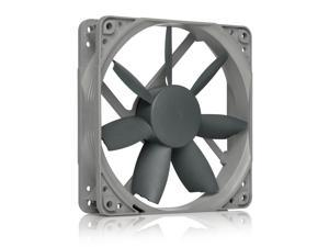 Noctua NF-S12B redux-700, Ultra Quiet Silent Fan, 3-Pin, 700 RPM (120mm, Grey)
