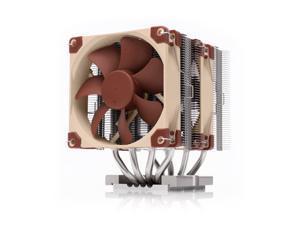 Noctua NH-D9 DX-3647 4U, Premium CPU Cooler for Intel Xeon LGA3647 (Brown)