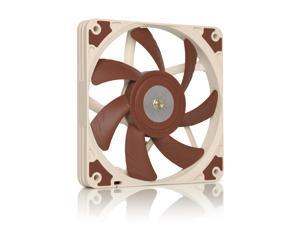 Noctua NF-A12x15 PWM, Premium Quiet Slim Fan, 4-Pin (120mm, Brown)