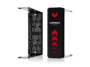 Noctua NA-HC1 chromax.black.swap, Heatsink Cover for NH-U12S, NH-U12S TR4-SP3, NH-U12S DX-3647 & NH-U12S SE-AM4 (Black)