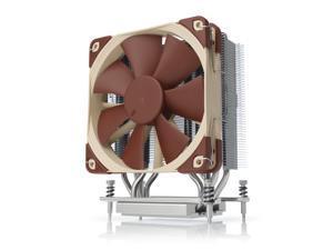 Noctua NH-U12S TR4-SP3, Premium-grade CPU Cooler for AMD sTRX4/TR4/SP3 (120mm, Brown)