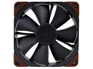 Noctua NF-F12 iPPC 2000 IP67 PWM, 4-Pin, Heavy Duty Cooling Fan with 2000RPM and IP67 (120mm, Black)