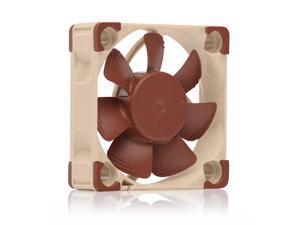 Noctua NF-A4x10 5V, Premium Quiet Fan, 3-Pin, 5V Version (40x10mm, Brown)