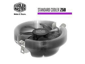 NEW original Z50 Cooler Master Multi-platform Silence Computer CPU Radiator CPU Heatsink Fan Cooler for Intel LGA775 1155 1156 AMD,Cooler Master Computer Intel L1155/1150/1151 CPU cooler