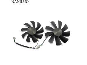 87MM GA92B2U 100MM GAA8S2H GAA8B2U 4Pin Cooler Fan  ZOTAC GTX 1060 1070 Ti MINI HA 1080 Ti MINI Dual Graphic Card Cooling Fan