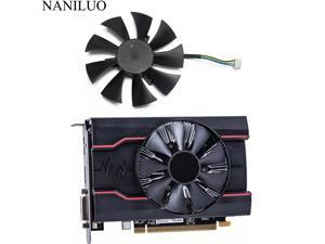 85MM GA91S2H 4PIN RX 550 GPU VGA Alternative Cooler  Radeon SAPPHIRE RX550 PULSE Video Graphics Card Cooling