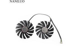 95mm PLD10010S12HH 4PIN Cooler fan  MSI GTX 970 GAMING GTX970 GAMING X Graphic Card Fan