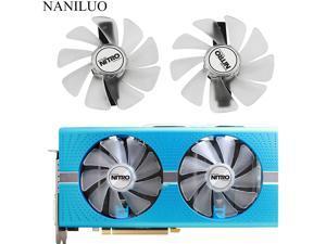 CF1015H12D FD10015M12D RX 590 580 480 470 570 GPU Cooler Fan  Sapphire RX470 RX590 RX580 RX480 RX570 NITRO SpecialEdition Fan