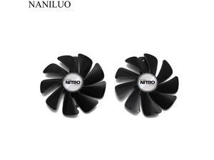 GPU RX 480 RX 470 Cooler NITRO Gear fan  Sapphire RX480 RX470 video Card cooling system as replacement