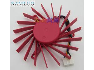 PLD06010B12HH Video Card Fan 60mm DC 12V 0.4A Cooling Fan Replacement  ATI Radeon HD3850 HD4850 Graphics Card Fan