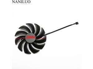 PLD09210S12HH 87MM Cooler Fan  Gigabyte GTX 1050 Ti mini RX 470 480 G1 Graphics Card 12V 0.40A 3Pin Cooling Fan