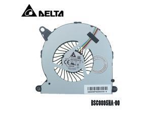 All-in-one Cooling Fan BAZB0808R5H BSC0805HA-00 DC 5V 0.60A 4-PIN