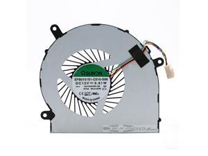 """NEW For Dell Inspiron 24-5459 V5450 5460 All-in-one fan EFB0151S1-C010-S99 fan 23.8"""" cooler DYKW1-A00"""