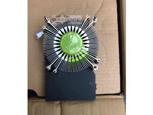 (Fan + Heatsink) Original For Dell Optiplex 3050 5050 7050 SFF desktop cooling fan 7D86K with radiator