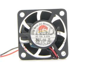 DATECH 12038 1238-12HBTA-1 12V 0.9A 3Wire 6J852 Cooling Fan