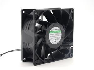 EC fan motor manufacturers 9238 9038 92*92*38 mm 92mm 9cm dual voltage 115V 230V 50/60 Hz 7W 3500RPM 79.9CFM case cooling fan case cooler
