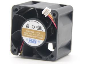 AVC 60//60//38 mm 8000RPM 53CFM 3pin Hot-Swap Modular Server Case Fan DB06038B12L