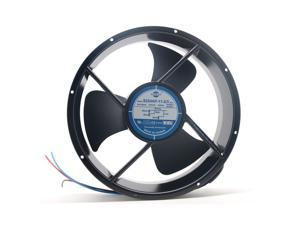 Sinwan AC fan S254AP-11-2/3 110V 25489 3-wire cooling 620/470CFM 1900/1450 RPM cooler
