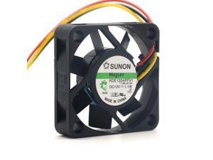 Sunon maglev cooling fans KDE1204PFV1 4010 40mm DC 12V 1.1W 3 wire fan switch