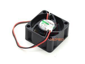 SUNON HA40201V4-000U-999 4cm Super-silent Fan Magnetic Bearing 4020 2-wire 2-pin cooling fan