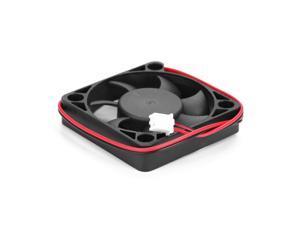 NEW 5CM Ultrathin cooling fan 50x50x10mm 5010 DC 24V 0.08A 2-pin High speed ultra quiet Double Ball Bearing cooler