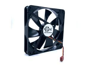 sleeve 3-Pin 140x140x25mm pc case Server cooling Fan 1200RPM new PH-F140SP DC 12V 0.20A rated 0.12A