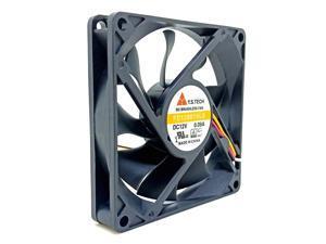 silent quiet 80mm fan New SXDOOL for Y.S.Tech FD128015LB 80mm 8015 DC12V 0.09A 2100RPM cooling fan