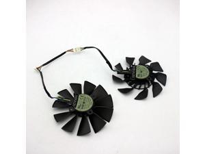 New 95MM Original T129215SU DC 12V 0.5A For GTX760 780 780TI R9 280 290 R9 280X 290X R9 390 390X GTX970 VGA Card Cooling Fan
