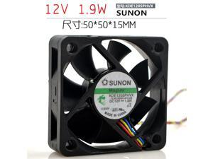 for Model MGT12048YB-W38 0.54A 48V 4-Wire 12CM PWM Speed Control Cooling Fan